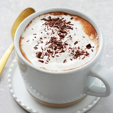 Dairy Free Hot Chocolate